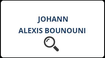 Johann Alexis BOUNOUNI
